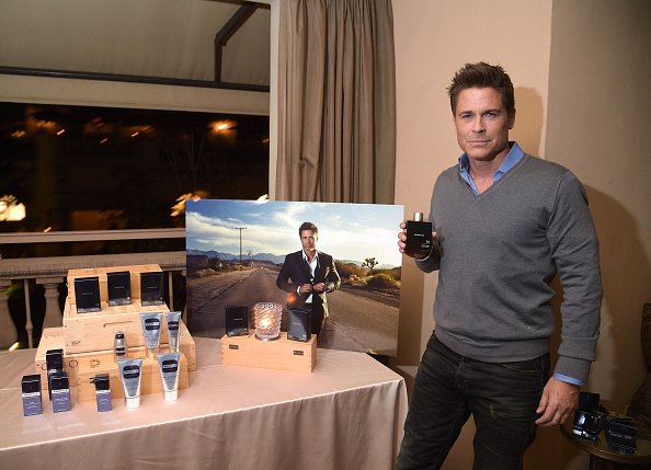 Profile View「Rob Lowe Launches 18 Amber Wood By Profile」:写真・画像(7)[壁紙.com]
