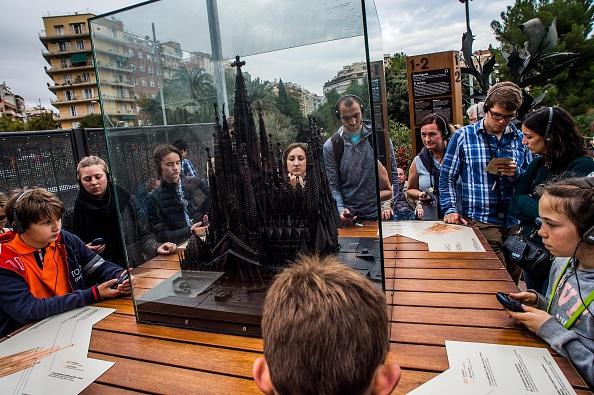 Sagrada Familia - Barcelona「Sagrada Familia Enters Final Construction Phase」:写真・画像(16)[壁紙.com]