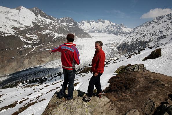 アレッチ氷河「Aletsch Glacier Retreat Continues」:写真・画像(6)[壁紙.com]