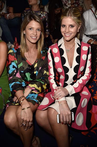 Womenswear「Valentino : Front Row - Paris Fashion Week Womenswear Spring/Summer 2015」:写真・画像(14)[壁紙.com]