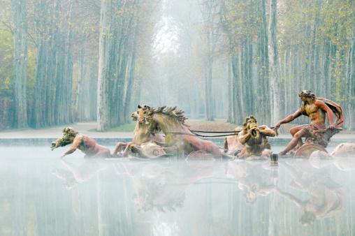 Horse「Apollo Fountain」:スマホ壁紙(13)
