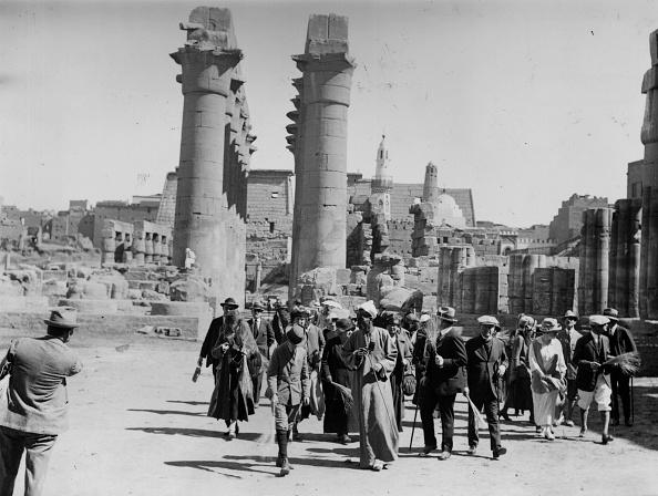 建築上の特徴「Egyptian Tour」:写真・画像(16)[壁紙.com]