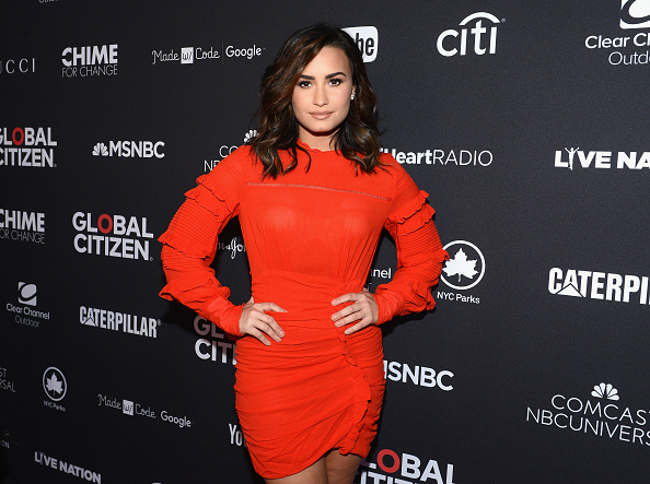 Demi Lovato「2016 Global Citizen Festival In Central Park To End Extreme Poverty By 2030 - VIP Lounge」:写真・画像(2)[壁紙.com]