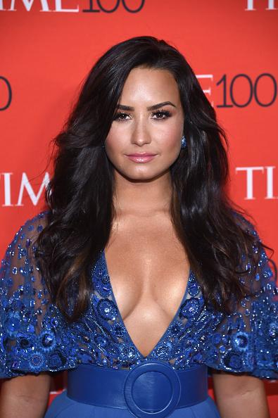 Demi Lovato「2017 Time 100 Gala - Red Carpet」:写真・画像(13)[壁紙.com]