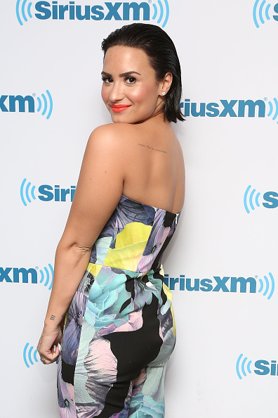Demi Lovato「Demi Lovato Visits SiriusXM's Hits 1」:写真・画像(13)[壁紙.com]