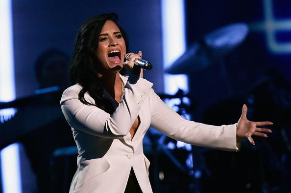 Demi Lovato「The 58th GRAMMY Awards - Show」:写真・画像(17)[壁紙.com]