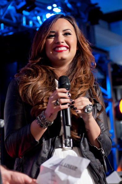 Leather Jacket「Z100's Jingle Ball '11 Official Kick Off Party」:写真・画像(19)[壁紙.com]
