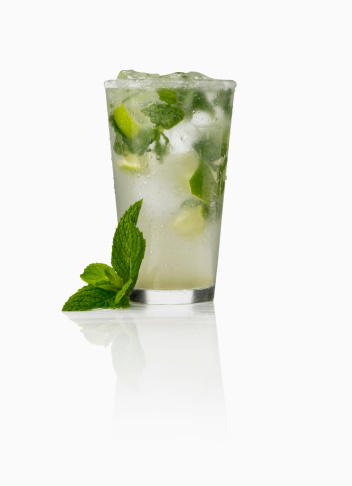 Mint Leaf - Culinary「Mojito cocktail」:スマホ壁紙(1)