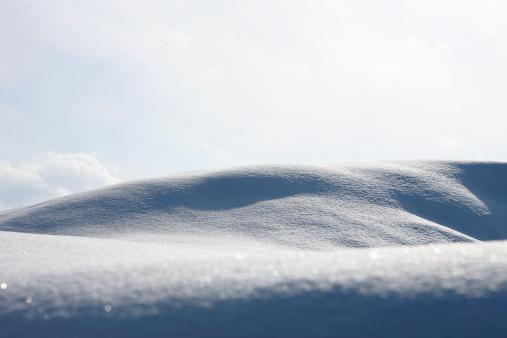 Winter「Snowy field,close up」:スマホ壁紙(19)