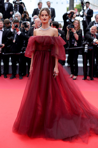 """Cannes International Film Festival「""""Oh Mercy! (Roubaix, Une Lumiere)""""Red Carpet - The 72nd Annual Cannes Film Festival」:写真・画像(6)[壁紙.com]"""