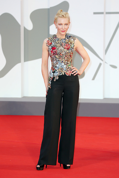 "Black Pants「""Amants"" Red Carpet - The 77th Venice Film Festival」:写真・画像(3)[壁紙.com]"