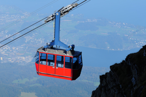 Overhead Cable Car「High Altitude Cable Car - XLarge」:スマホ壁紙(10)
