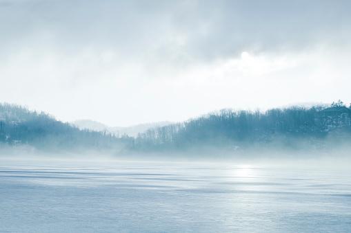 Eastern Townships「Winter Day Landscape」:スマホ壁紙(11)