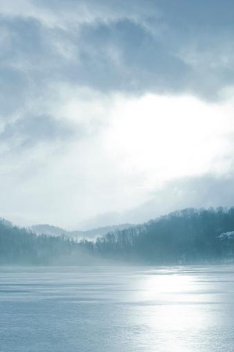 Eastern Townships「Winter Day Landscape」:スマホ壁紙(18)
