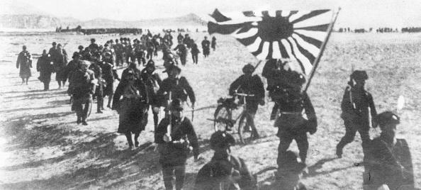 Japanese Military「Japanese Advance」:写真・画像(3)[壁紙.com]
