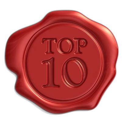 Number 10「top 10 seal」:スマホ壁紙(0)