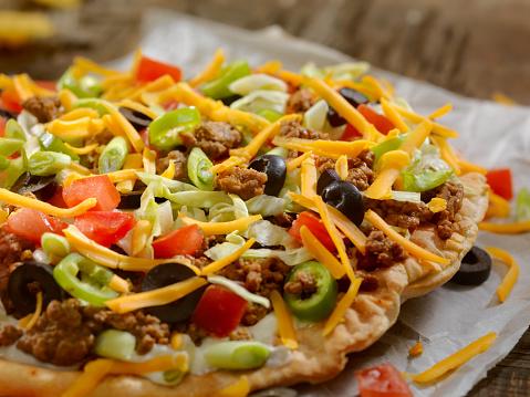 Taco「Taco Salad Pizza」:スマホ壁紙(7)