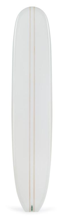 サーフィン「Longboard 白で分離」:スマホ壁紙(6)