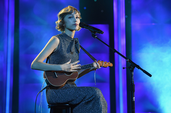 グレイス・ベンダーワール「Billboard Women In Music 2017 - Inside」:写真・画像(5)[壁紙.com]