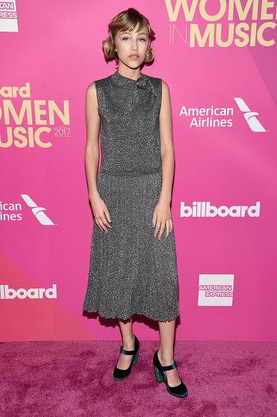 グレイス・ベンダーワール「Billboard Women In Music 2017 - Red Carpet」:写真・画像(1)[壁紙.com]