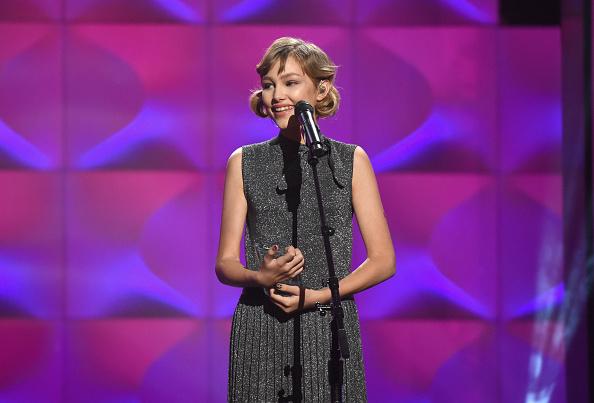 グレイス・ベンダーワール「Billboard Women In Music 2017 - Inside」:写真・画像(12)[壁紙.com]