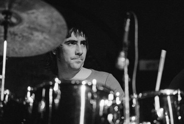 Drummer「Keith Moon Behind Kit」:写真・画像(5)[壁紙.com]