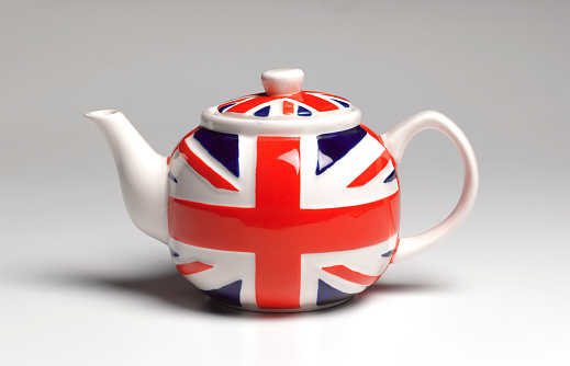 Teapot「Union jack teapot close up」:スマホ壁紙(17)