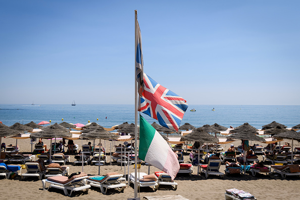 Spain「Brexit Fears For Expat Community Living In Southern Spain」:写真・画像(7)[壁紙.com]