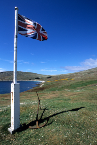 Falkland Islands「Union Jack British Flag, Falkland Islands」:スマホ壁紙(2)