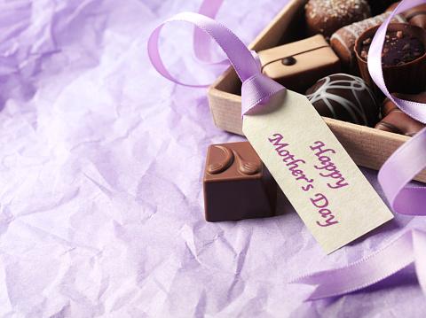 母の日「なチョコレートの母の日」:スマホ壁紙(5)