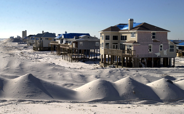Stephen Morton「Florida Panhandle Still Recovering From Hurricane Damage」:写真・画像(6)[壁紙.com]