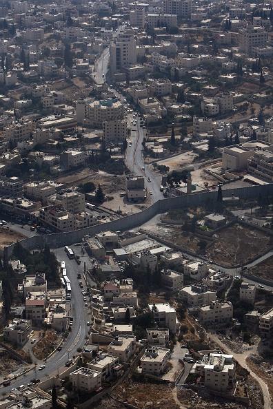 Abu Dis「Aerial Views Of Jerusalem」:写真・画像(0)[壁紙.com]