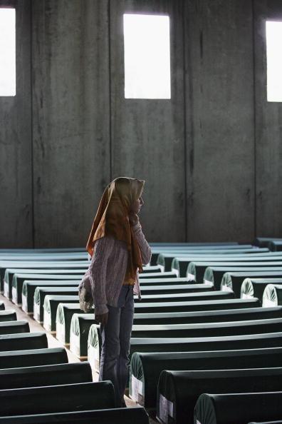 Marco Di Lauro「Srebrenica Prepares For Mass Funeral To Commemorate 10th Anniversary Of Massacre」:写真・画像(15)[壁紙.com]