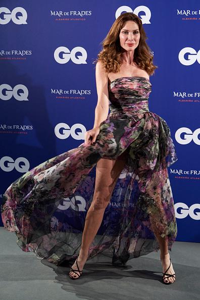 Multi Colored Dress「'GQ Incontestables' Awards 2019 In Madrid」:写真・画像(9)[壁紙.com]