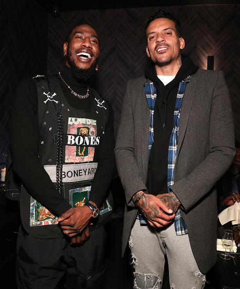 Matt Barnes「The Compound and Luxury Watchmaker Roger Dubuis Hosts NBA All-Star Dinner」:写真・画像(12)[壁紙.com]