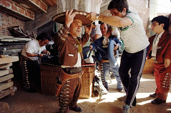 30-34 Years「Spain, dwarf bullfighters preparting for show」:写真・画像(7)[壁紙.com]