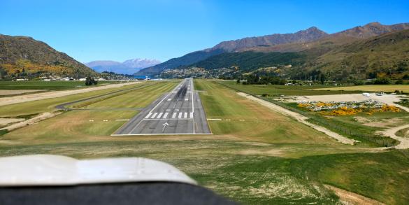 Approaching「Landing」:スマホ壁紙(13)