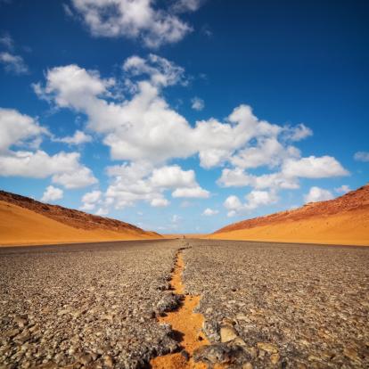 Empty Road「Desert Road」:スマホ壁紙(17)