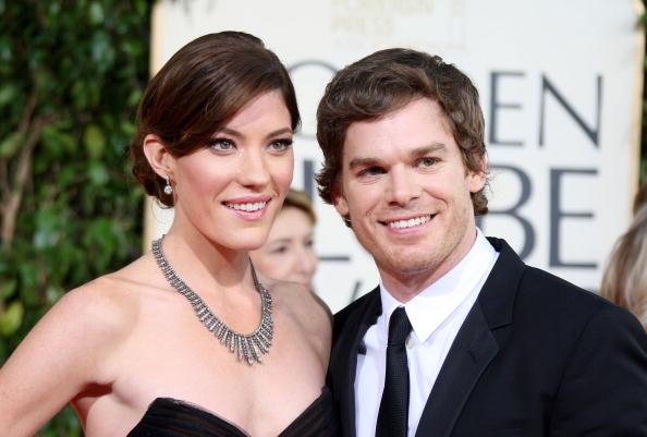 マイケル・C・ホール「The 66th Annual Golden Globe Awards - Arrivals」:写真・画像(14)[壁紙.com]