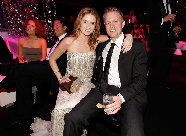 Jenna Fischer「Cartier At NBC Universal And Focus Features' Golden Globes After Party」:写真・画像(9)[壁紙.com]