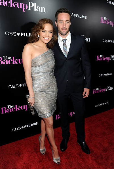 アレックス オローリン「Premiere Of CBS Films' 'The Back-up Plan' - Arrivals」:写真・画像(1)[壁紙.com]