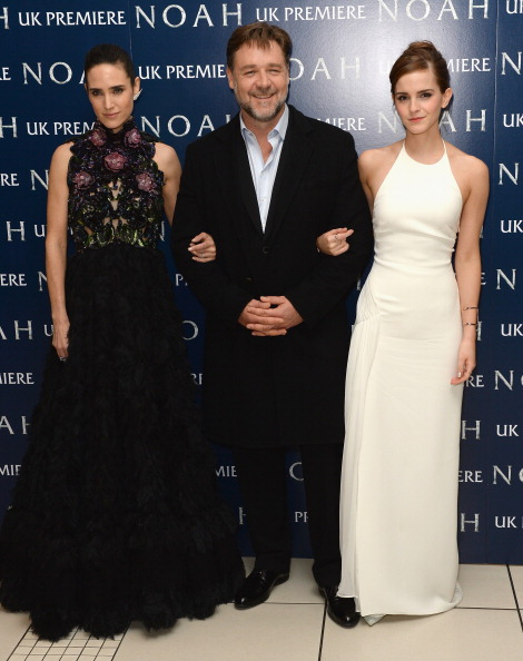 エマ・ワトソン「UK Premiere Of 'Noah'」:写真・画像(1)[壁紙.com]