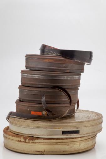 1980-1989「Old film cans」:スマホ壁紙(9)