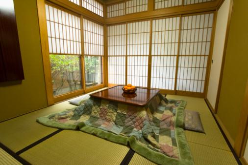 Zabuton「Room at a Japanese Style Hotel」:スマホ壁紙(11)