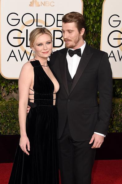 キルスティン・ダンスト「73rd Annual Golden Globe Awards - Arrivals」:写真・画像(15)[壁紙.com]