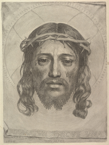 Jesus Christ「Face Of Christ On St Veronicas Cloth」:写真・画像(17)[壁紙.com]