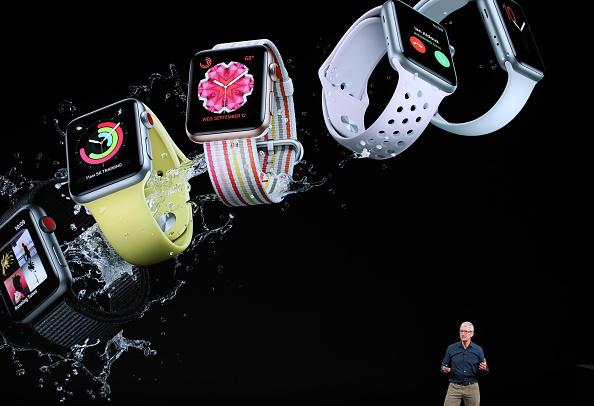 Apple Watch「Apple Debuts Latest Products」:写真・画像(14)[壁紙.com]