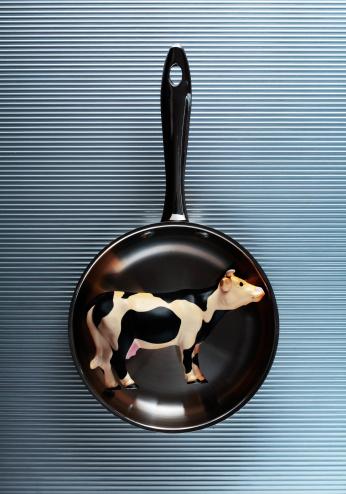 Cow「raw steak」:スマホ壁紙(17)