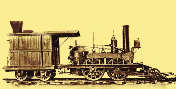 Land Vehicle「'John Bull', one of the oldest  locomotives in America」:写真・画像(15)[壁紙.com]