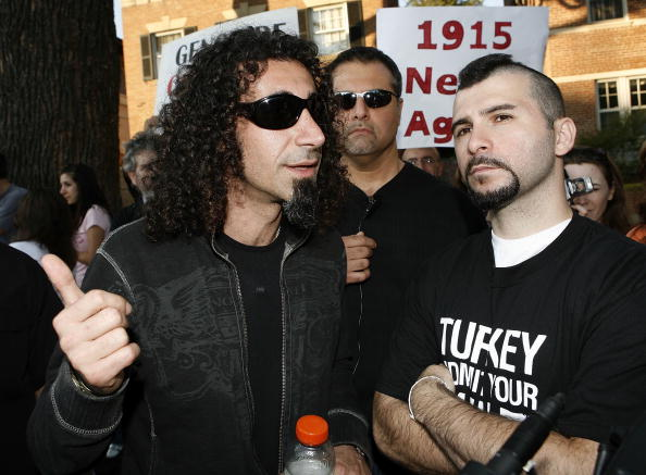 Joshua Roberts「System Of A Down Lead Grassroots Demonstration Against Armenian Genocide」:写真・画像(11)[壁紙.com]